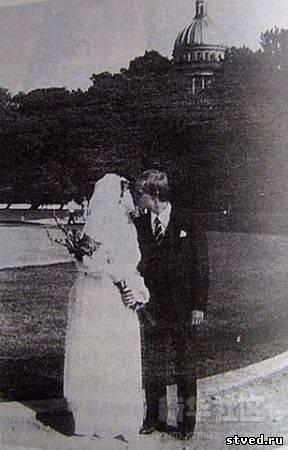 Свадьба путиных ретро фото свадьба